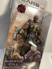 Neca Gears of War 3 AUGUSTUS COLE Action Figure Player Select