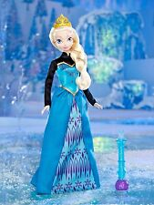 DISNEY FROZEN ELSA COLOR CHANGE FIGURE BARBIE DOLL WATER FUN RARE XMAS GIFT