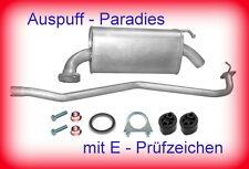 Auspuffanlage Abgasanlage Auspuff Mazda 6  1.8 (Typ GG & GY) Limo. & Kombi + Kit