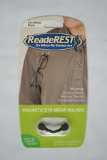 ReadeREST magnetic spectacle holder. Never lose your glasses again. Black Colour