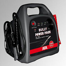 Power Pack Bully Mobile Starthilfe 16526 Starthilfekabel Jump Starter 12V APA