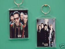 U2 - Bono - with 2 Photos - Designer Collectible GIFT Keychain 02