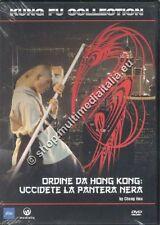 ORDINE DA HONG KONG: UCCIDETE LA PANTERA NERA DVD NUOVO
