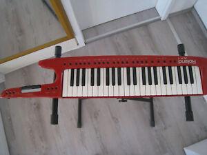 Roland AX-1 - Remote Keyboard - Midicontroler - Keytar - Bedienungsanleitung