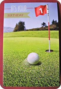 BIRTHDAY CARD - IT'S YOUR BIRTHDAY - SEALED.