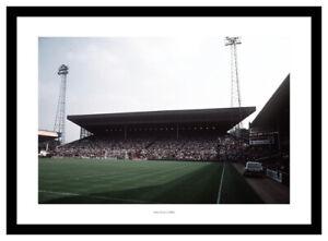 Aston Villa Match Day at Villa Park 1988 Photo Memorabilia