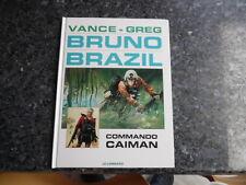 bell reedition bruno brazil commando caiman