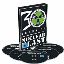 30 years of Nuclear Blast - Various Artists (NEW 4CD + DVD BOX)