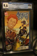 Avengers Academy Giant-Size #1 Chris Samnee Variant CGC 9.6 Marvel comics 2011