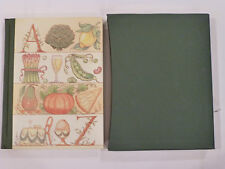 FOLIO SOCIETY AN ALPHABET FOR GOURMETS M.F.K FISHER EXCELLENT CONDITION AS NEW