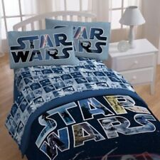Disney Star Wars Space Battle Full Bed Sheet Set - 4 Piece