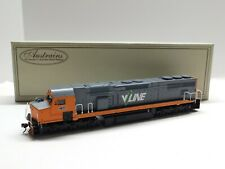 HO Scale - Austrains -V/Line C506 Australian Diesel Locomotive Train RARE!