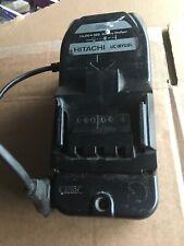 Hitachi Geniune UC18GSL 14.4-18v Li-Ion Charger Good Working Order EU Plug