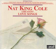 """Nat King Cole - Greatest Love Songs"" Japan JVC XRCD XRCD2 Audiophile CD New"
