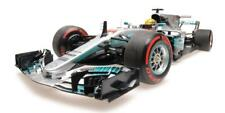 1 18 MINICHAMPS MERCEDES AMG F1 W08 EQ Power GP Mexico Hamilton 2017