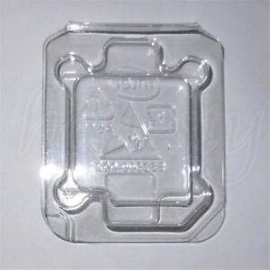 10/20Pcs CPU Case Holder Tray Box Plastic Protect For Intel Socket 1150 1156 lot