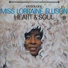 "LORRAINE ELLISON : INTRODUCING ""MISS LORRAINE ELLISON"" - HEART & SOUL / CD"