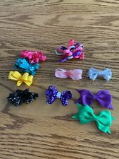 Infant/Toddler Hairbows, Lot Of 10