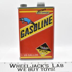 Secret Auto Supplies Gasoline Gas Can Play Set 1989 Micro Machines Galoob