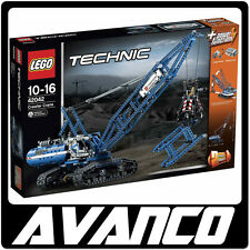 LEGO Technic Crawler Crane 42042 BRAND NEW SEALED RETIRED