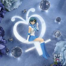 NEW Banpresto Sailor Mercury Break Time Figure 12cm BANP37213 US Seller
