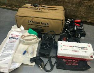 Thermal Angel Ultra Operations Module (TA-UOM) IV Fluid Warmer EMS Paramedic -C-