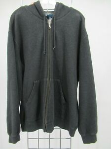 H2249 Men's Polo Ralph Lauren Full-Zip Hood Sweater Size XL