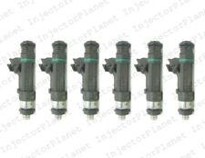Set of 6 Bosch 0280158119 injector 07-11 Jeep Wrangler 3.3L 3.8L V6 04861667AA