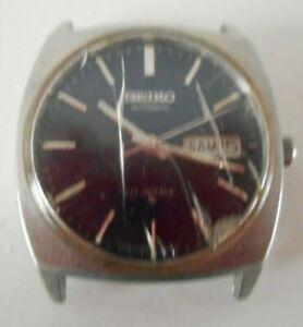 Vintage Mens 17 Jewel Seiko Automatic Watch Working