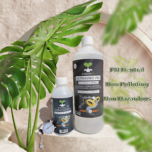 ULTRAsonic Pro Jewellery Cleaner Fluid Bio Concentrate cleaning Solution
