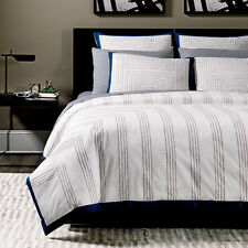 Dwell Studio Dwellstudio King Maze Duvet Cover $289 & Sham Set $89