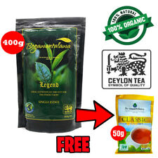 Ceylon Tea 400g Bogawantalawa Legend Pure Black Tea BOPF Loose Tea sri lanka
