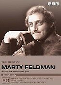The Best of Marty Feldman DVD_Comedy Rare BBC_Region 4
