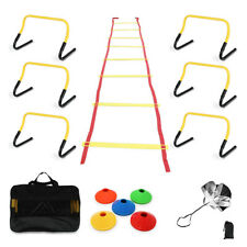 Sports Fitness Training Equipment Speed & Agility Kit Combo Set Professional