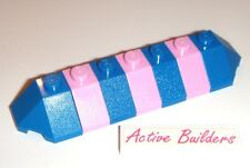 Lego Awning Blue / Bright Pink Roof Slope 71006