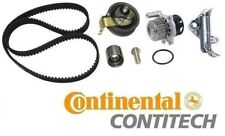 For Audi A4 TT 1.8L 4cyl OE Contitech Timing Belt & Water Pump Kit