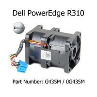 Dell G435M 0G435M Poweredge R310 Serveur Étui Interne Ventilateur