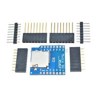 Micro SD Shield For WeMos D1 mini TF, ESP8266, Arduino US