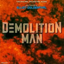 Demolition Man- Original Score - Deleted - Elliot Goldenthal