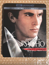 American Psycho 4K Uhd With Slipcover