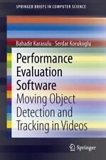 Performance Evaluation Software : Moving Object Detection and Tracking in...