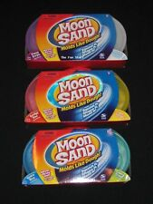 New Moon Sand Doubles Refill Packs 6: Blue, Green, Red, Yellow, Purple & White