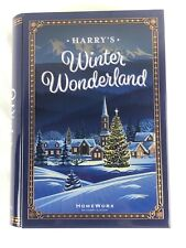 Harry's Winter Wonderland Gift Tin With 5 Scented Votive Candles