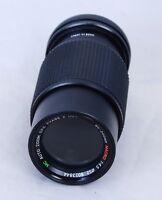 for CANON FD 80-200mm f/4.5 AUTO ZOOM MACRO CPC PHASE 2 CCT Lens SLR Camera