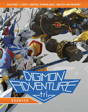 Digimon Adventure Tri: Reunion (Blu-ray/DVD)