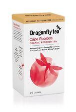 Dragonfly Tea Organic Cape Rooibos & Honeybush