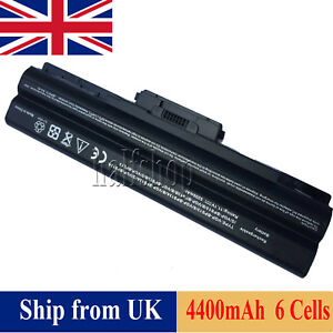 Battery for Sony Vaio VGN-NW11S/S VGN-NW11Z/S VGN-NW11ZR Laptop 4400mAh