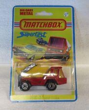 Matchbox Superfast No. 37 Skip Truck