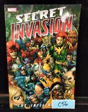 Secret Invasion The Infiltration TP Marvel (lot C56)