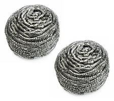 Edelstahl Metall Polieren Pot Wäschern Profi Qualität 40g Pack 2